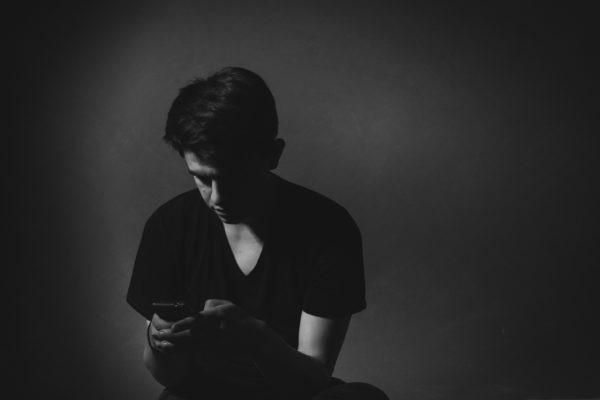 Nastolatek uzależniony od Internetu